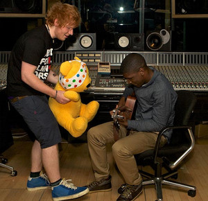 Ed and Labrinth