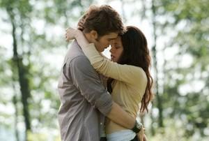 Edward and Bella(Eclipse)