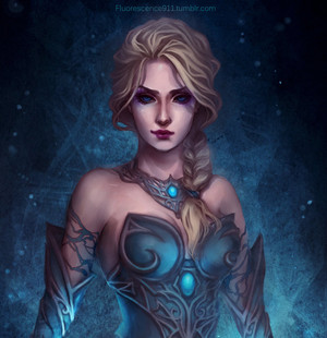 Elsa Game Universe Version