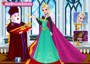 Elsas coronation dag