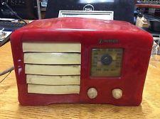 Emerson Catalin radio