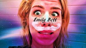 Emily Bett Rickards वॉलपेपर