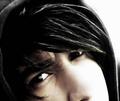 Emo boy Eyes