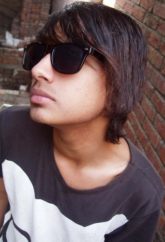 emo boys and girls only wallpaper with sunglasses entitled Emo boy Shahbaz Qureshi