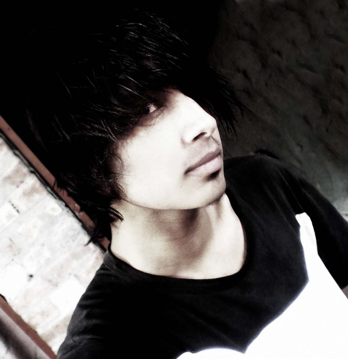 Emo Scene Hairstyles Images Emo Hairs Style Shahbaz Qureshi Hd