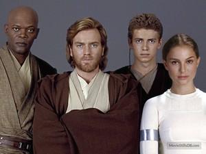 Episode II Characters