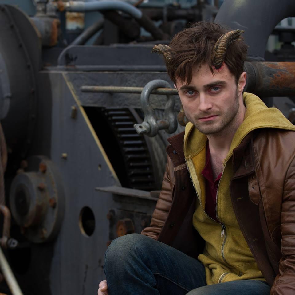 Exclusive New Stills From Film 'horns' (Fb.com ... Daniel Radcliffe Fan