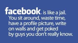 Facebook = Jail
