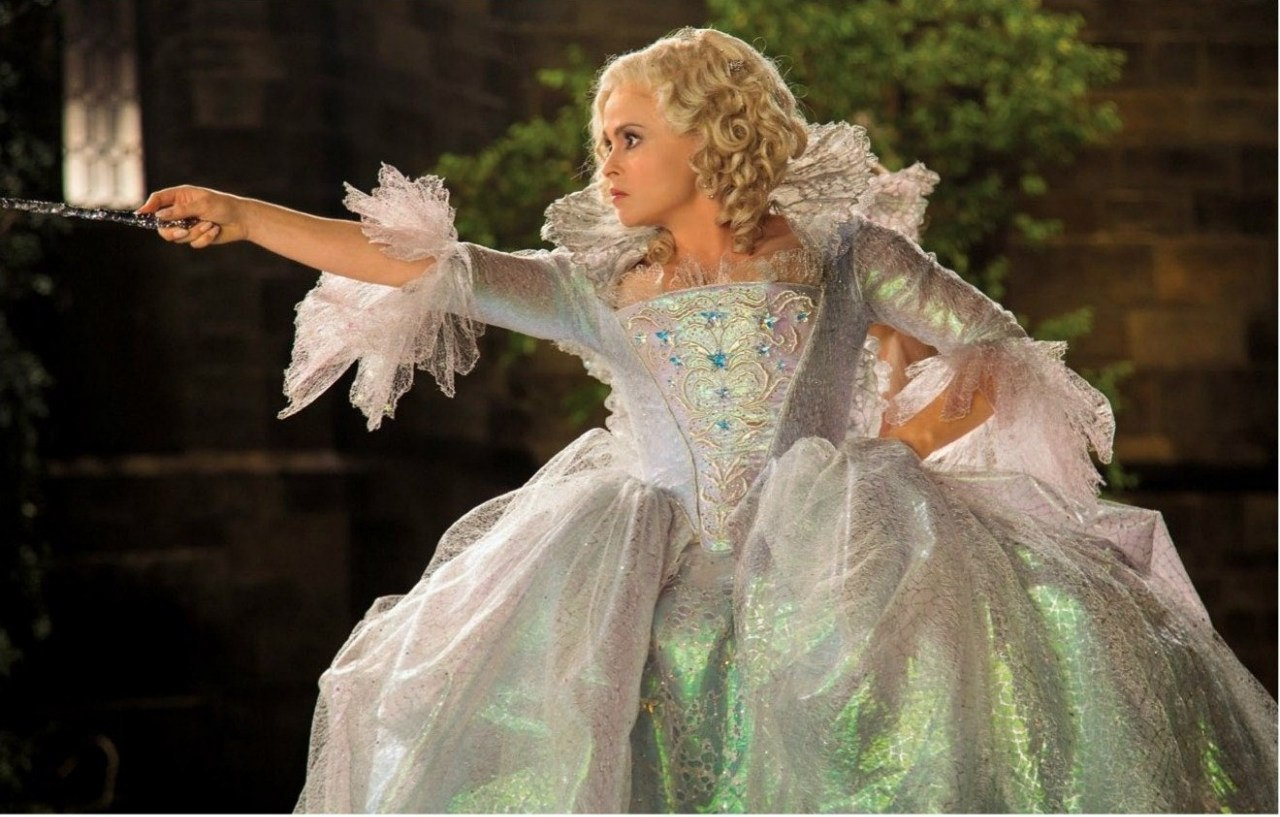 fairy godmother cinderella 2015 photo 38263788 fanpop