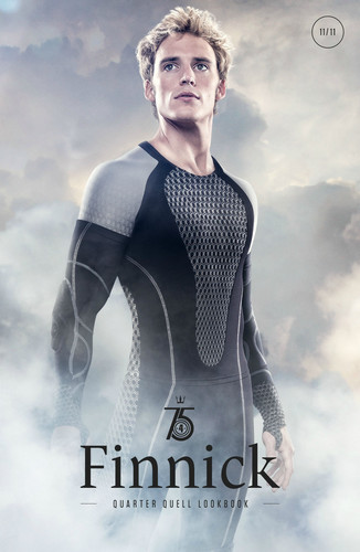 Finnick Odair wallpaper possibly with a portrait called Finnick Odair