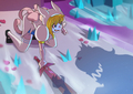 Fionna vs The Ice Queen