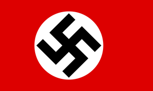 Flag of Germany 1933-1945