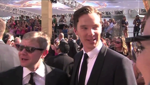 Freebatch at the Emmy Awards