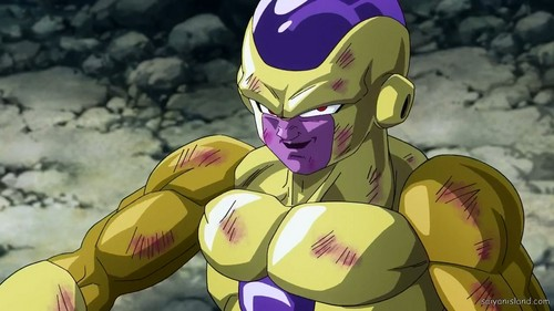 Dragon Ball Z fond d'écran entitled Freiza: Revival of F