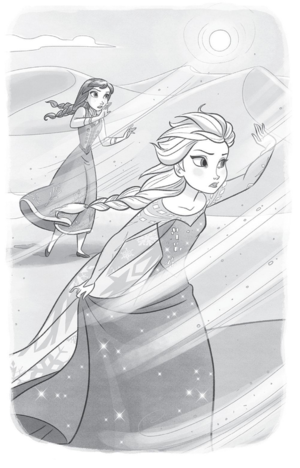 Frozen - Anna and Elsa: A Warm Welcome Book