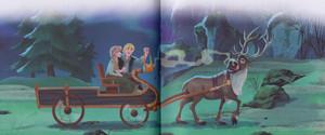 Nữ hoàng băng giá - Anna is Our Babysitter Book