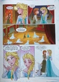 Frozen Comic - Dancing siku