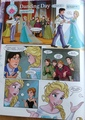 Frozen Comic - Dancing hari