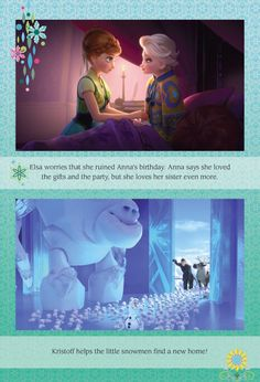 Frozen Fever Description *SPOILERS*