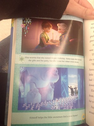 frozen Fever Junior Novelization
