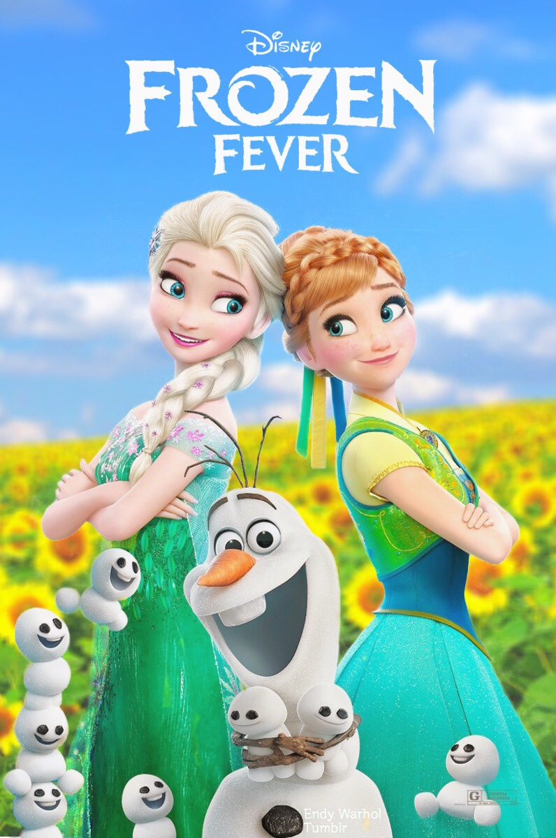 frozen fever deutsch