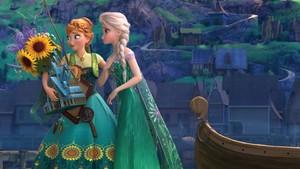 La Reine des Neiges – Une Fête Givrée