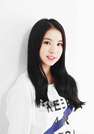 GFriend Eunha Ize Magazine 2015