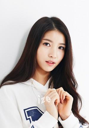 GFriend Sowon Ize Magazine 2015