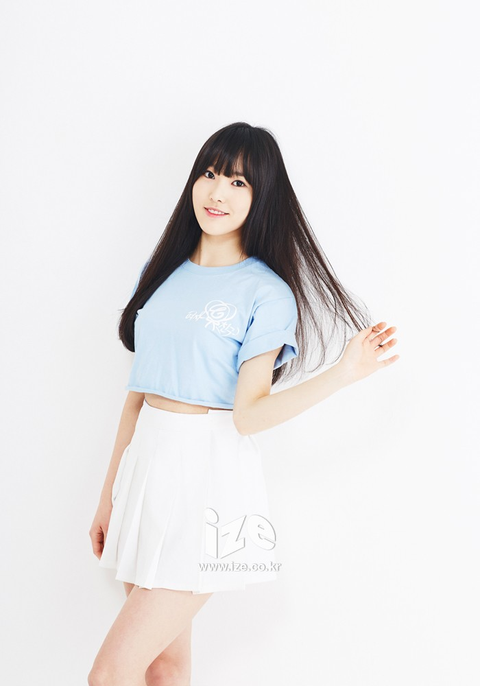 GFriend Yuju Ize Magazine 2015
