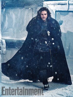 Game of Thrones Season 5: EW Cast Portrait