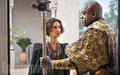 Ellaria Sand & Areo Hotah - game-of-thrones photo