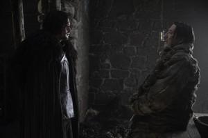 Jon Snow & Mance Rayder