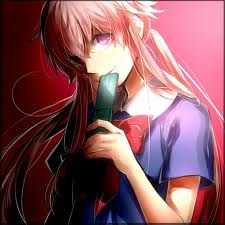Gasai Yuno | Mirai Nikki (Rank this one)