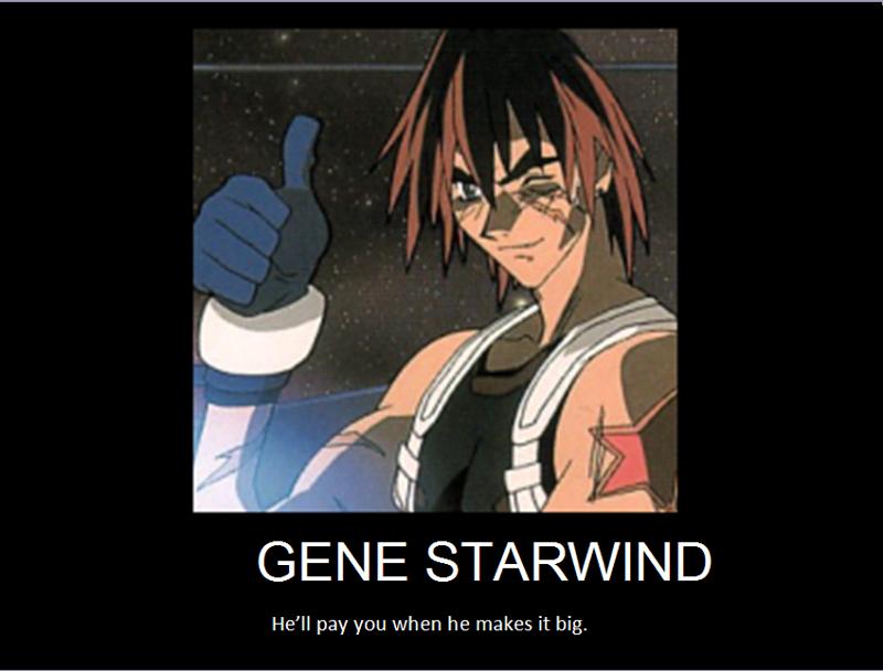 Gene Starwind