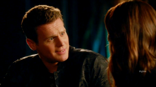Jesse St. James Hintergrund containing a konzert titled Glee S06E11 – We Built This Glee Club