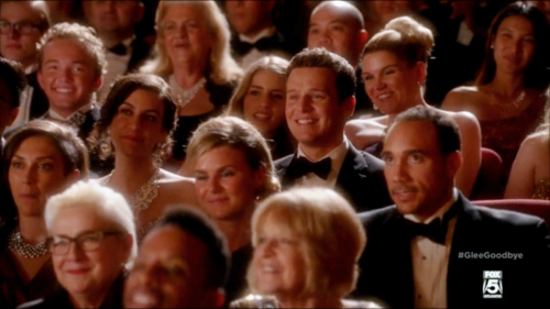 Jesse St. James Hintergrund titled Glee S06E13 - Dreams Come True
