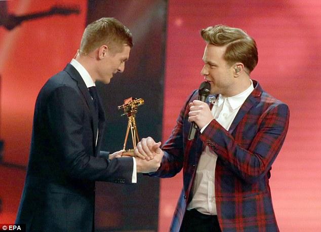 Golden Kamera awards