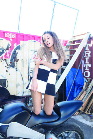 HQ photos of Ariana by Jones Crow (2014)