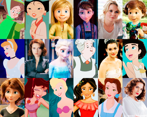 disney wallpaper entitled Happy International Women's Day!