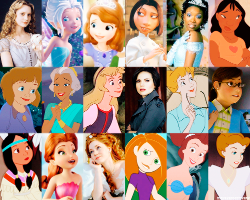 Disney karatasi la kupamba ukuta called Happy International Women's Day!