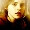 Harry Potter photo containing a portrait entitled Hermione Granger