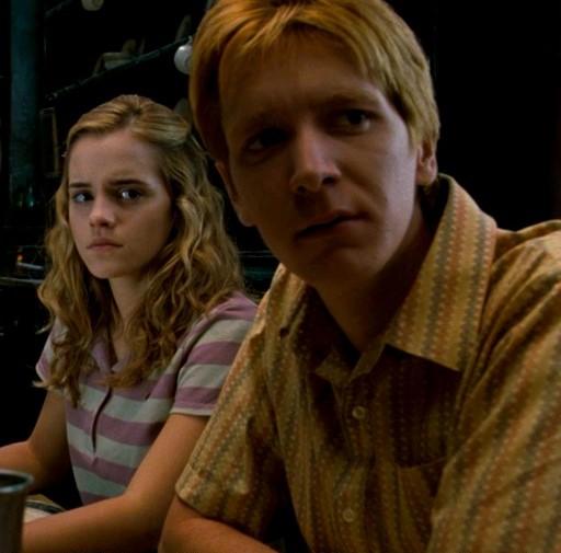 Hermione fred