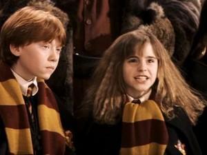Hermione ron