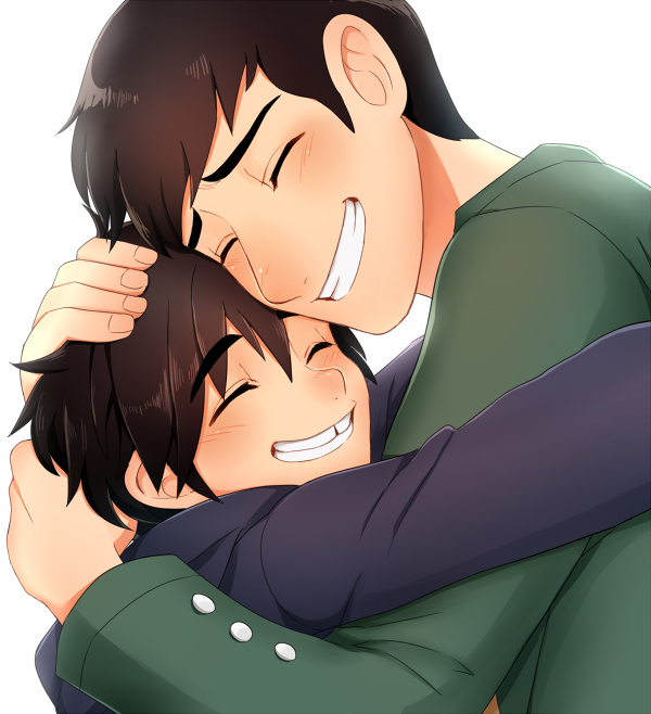 Big hero 6 hiro and tadashi pictures to pin on pinterest