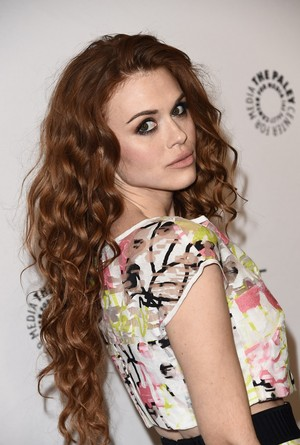 Holland Roden attends The Paley Center For Media's 32nd Annual PALEYFEST LA