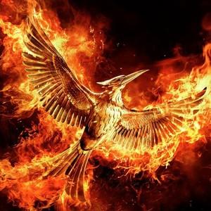 Hunger Games Mockingjay Part 2 teaser poster