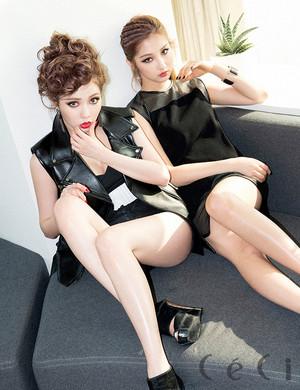 Hyuna~ Jihyun hotties ☜❤☞