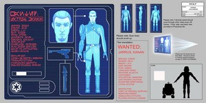 Imperial Intel on Kanan Concept Art