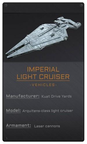 Imperial Light کروزر