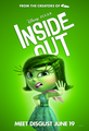 Inside Out Poster - Disgust